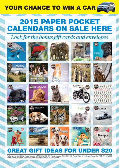 calendars 3